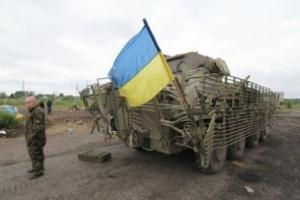 Одесский солдат вышел на свободу из сепаратистского плена