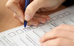 В Николаеве голосуют менее активно, чем в области