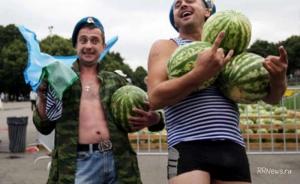 Россияне рассказали свою версию причины исчезновения украинских пограничников в Херсонской области