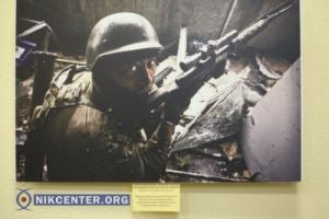 В Николаеве пройдет выставка работ воинов АТО «Пылающее Приазовье»