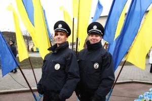 На улицы Херсона вышли пешие полицейские патрули