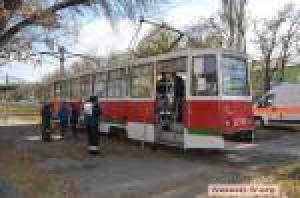 В Николаеве трамвай насмерть сбил женщину