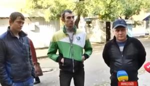 Десантников, похищенных россиянами в Херсонской области, выкупили их родители