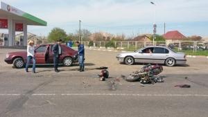 В Одессе очевидцы ДТП самостоятельно задержали пьяного водителя