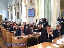 Николаевские депутаты приняли измененный бюджет-2016, временно «заморозив» расходы по департаменту ЖКХ (ФОТОРЕПОРТАЖ)