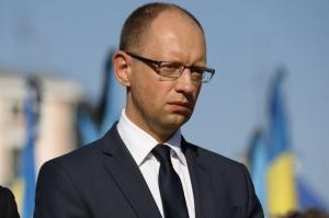 Арсений Яценюк навестит бойцов АТО
