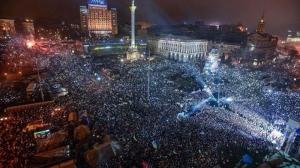 В Украине сегодня годовщина Евромайдана