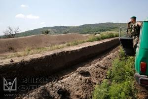 На границе Украины и Молдовы будет ров