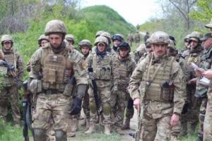 В Одессу прибыли 300 бойцов полка «Азов»
