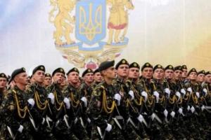 Порошенко внес в Раду проект закона об увеличении численности ВСУ до 250 тыс. человек