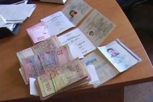 Одесская полиция массово задерживает валютчиков