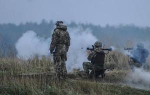 За минувшие сутки боевики 90 раз открывали огонь по позициям украинских военных