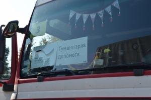 Пять грузовых автомобилей с гуманитаркой из Евросоюза попали в ДТП в Волынской области