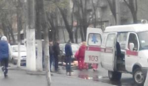 В Одессе пьяного пешехода сбил автомобиль