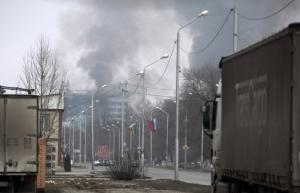 В ходе ликвидации боевиков в Грозном ранен 21 человек, четверо погибли