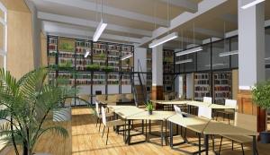 В Одессе стартовала реконструкция старейшей областной библиотеки