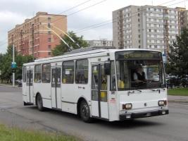 Николаевские власти хотят купить 13 чешских троллейбусов «Skoda»