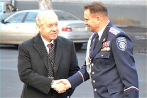 Бывший начальник николаевской милиции доволен нынешним - Юрием Седневым, который пришел ему на смену