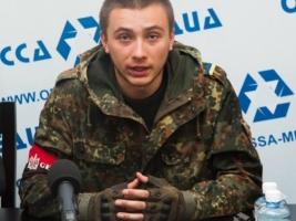 Лидера одесского «Правого сектора» обыскали и арестовали