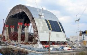На строительство саркофага на Чернобыльской АЭС не хватает 620 миллионов евро