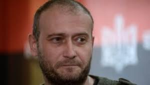 Из-за перестрелки в Мукачево Дмитрия Яроша лишат депутатской неприкосновенности