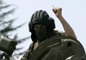 В Луганской области в танке сгорел российский солдат, воевавший в рядах ЛНР