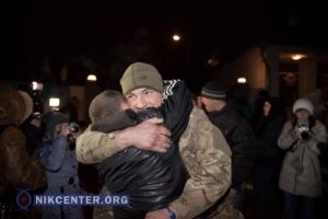 Сегодня николаевские десантники вернутся из зоны АТО