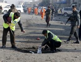 Теракт в Кабуле: погибли по меньшей мере 10 человек