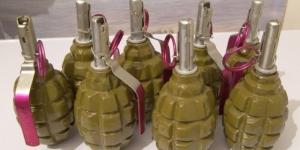 Двух одесситов задержали за торговлю гранатами