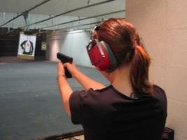 Одесситы стали активнее посещать тиры с личным оружием