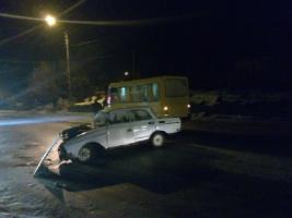 На Николаевщине в ДТП с пьяным водителем травмированы четыре человека