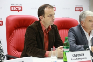Егор Соболев рассказал о люстрации херсонких чиновников