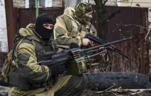В Луганской области во время боя пострадали мирные жители