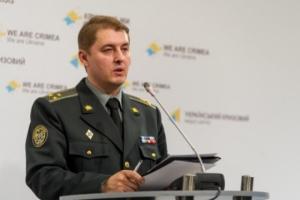 За сутки в зоне АТО погиб 1 украинский военный, еще 1 ранен
