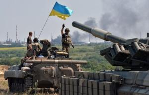 За сутки боевики 30 раз обстреляли позиции украинских военных