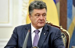 Порошенко подписал закон о денежной помощи волонтерам и добровольцам, раненым в зоне АТО