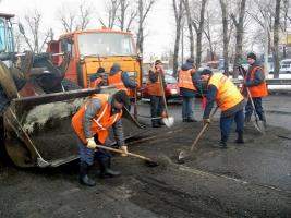 Больше половины одесских дорог требуют капитального ремонта