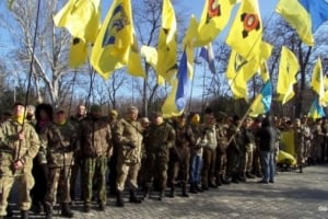 В одесском парке активисты штурмом остановили строительство