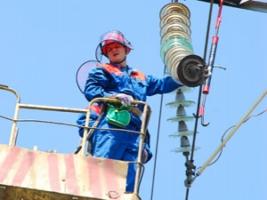«Херсоноблэнерго» потратит на  реконструкцию электролиний 50 млн. грн.