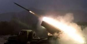 Боевики обстреляли из «Града» опорные пункты сил АТО – штаб