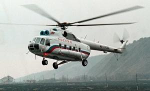 Российский беспилотник и «Ми-8» замечены на границе с Крымом