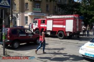 В Николаеве «заминировали» военкомат. Взрыво-техническая служба ничего не нашла