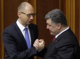 Нардеп от БПП рассказал, как Порошенко и Шокин спасли Яценюка от отставки