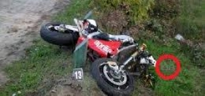 На Николаевщине мотоциклист в ДТП получил травмы не совместимые с жизнью