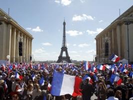 Во Франции проходят местные выборы