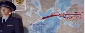 На российском ТВ показали, как войска РФ могут войти в европейские столицы
