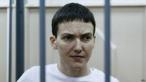 Минюст Украины отправил в Россию запрос о передаче Савченко