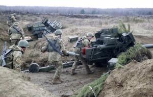 Украинских военных за сутки обстреляли 39 раз