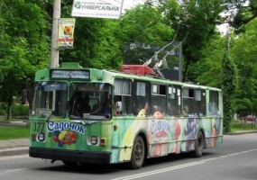 В Херсоне запустят дополнительные троллейбусы и маршрутки