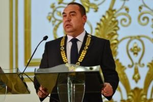 Плотницкий заявил об интеграции «ЛНР» в Россию